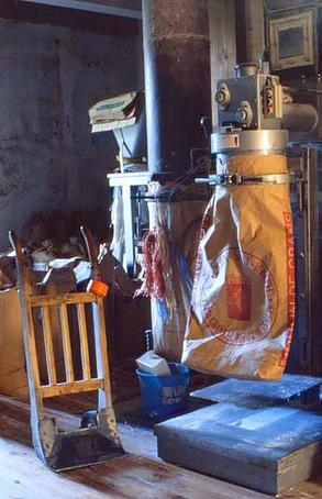 Production farine